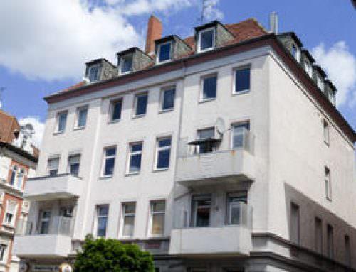 Braunschweig östliches Ringgebiet, 2-Zimmer-Eigentumswohnung