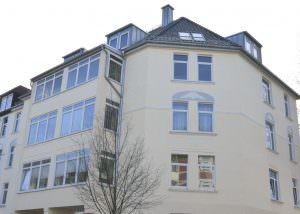 Braunschweig Östliches Ringgebiet, Mehrfamilienhaus