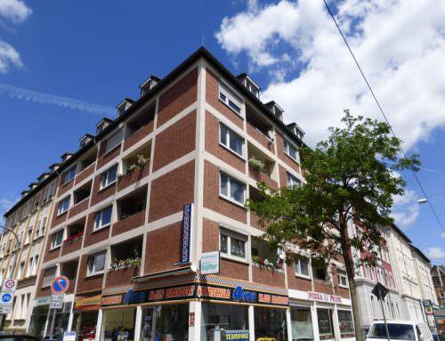 Braunschweig Östliches Ringgebiet, Wohn- und Geschäftshaus