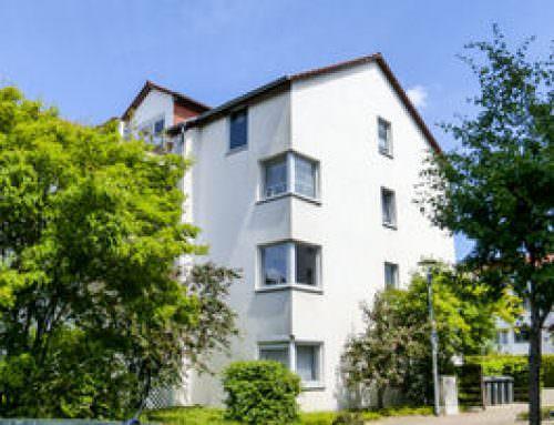 Wolfenbüttel Innenstadt, 3-Zimmer-Mietwohnung
