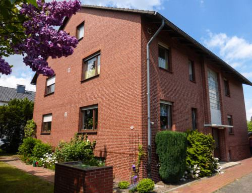 Wolfsburg-Fallersleben, Zweifamilienhaus