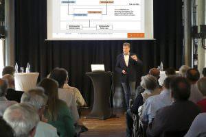Martin Roßa Als Redner Auf Dem 3. Wolfenbütteler Immobilienforum