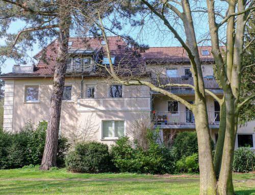 Wolfenbüttel Stadtgebiet, 4-Zimmer-Mietwohnung
