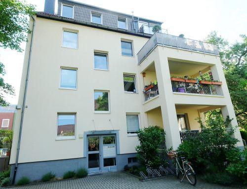 Braunschweig, Innenstadt, 2-Zimmer-Dachgeschosswohnung