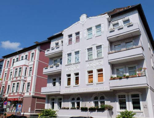 Braunschweig, östliches Ringgebiet, 5-Zimmer-Maisonette