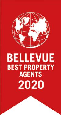 Fahne Bellevue Best Property Agents 2020