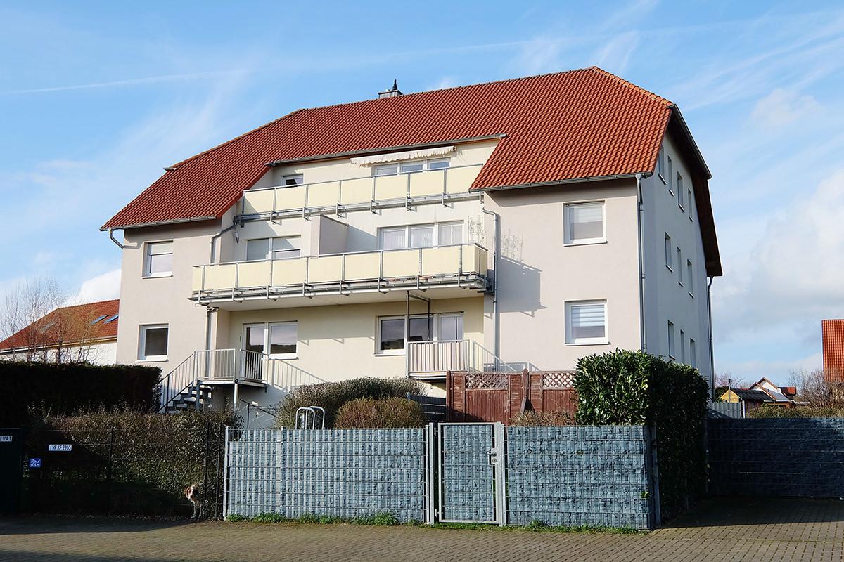Kissenbrück, 3-Zimmer-Mietwohnung