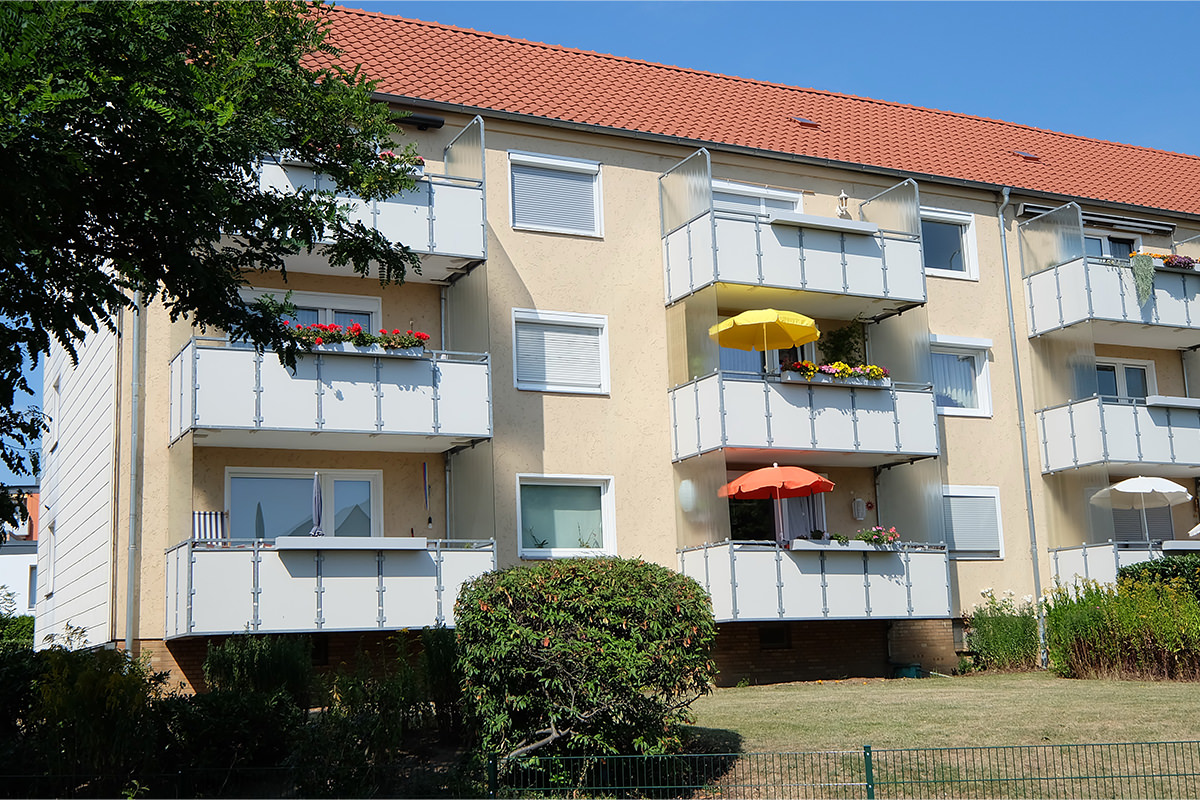 Wolfenbüttel, 3-Zimmer-Mietwohnung