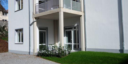 Braunschweig Innenstadt, 3 Zimmer-Neubau-Wohnung