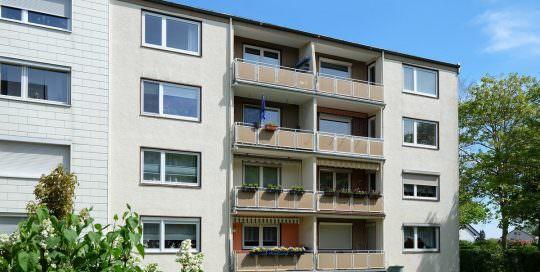 Wolfenbüttel Stadtgebiet, 3-Zimmer-Wohnung